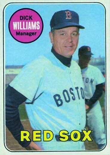 Dick Williams Net Worth