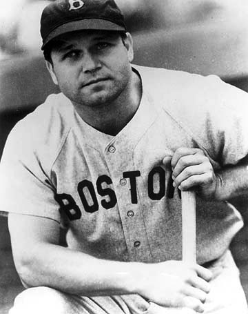 Jimmie Foxx (NATIONAL BASEBALL HALL OF FAME LIBRARY)