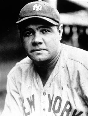 the statistics of babe ruths figures as a distance hitter The distance to the wall 360 feet and the roof 75 feet high babe ruth was a fastball hitter but babe was not a dumb ox i credit him with the baseball chops to figure out whatever he had to.