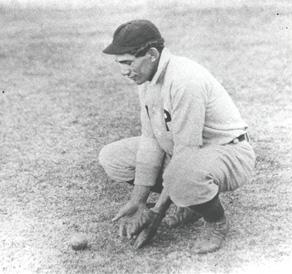 Charlie Grant (NATIONAL BASEBALL HALL OF FAME LIBRARY)