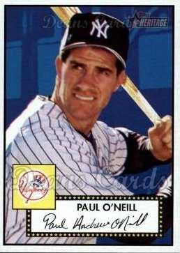 Paul O Neill Society For American Baseball Research