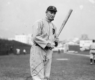 Image result for ty cobb's baseball debut